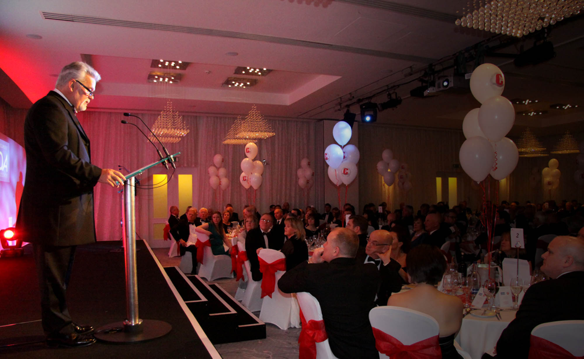 Richard West Event Host Photo